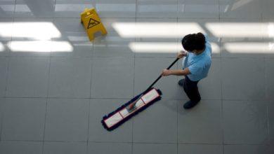 Auxiliar de Serviços Gerais - Limpeza