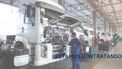 Mecânico de Manutenção de Caminhão
