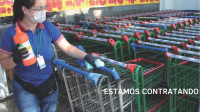 Operador de supermercados
